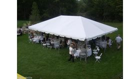 Image of a Frame 20' 30' Tents & Canopies