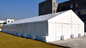 Image of a Structure Sidewall 5m x 3m section White
