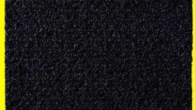 Image of a Black Carpet (priced per square foot)