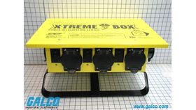 Image of a Temporary Power Box 6 20 amp  (Spider Box)