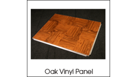 Image of a Dance Floor 3x4 Oak Vinyl