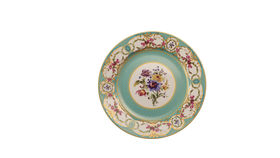 Image of a Antoinette Blue Collection Dinner Plate