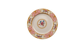 Image of a Antoinette Pink Collection Dinner Plate