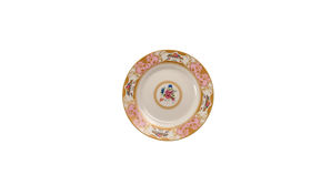 Image of a Antoinette Pink Collection Salad Plate