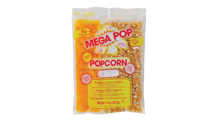 Picture of a Popcorn and Butter Mix 6oz