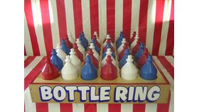 Image of a Bottle Ring Toss