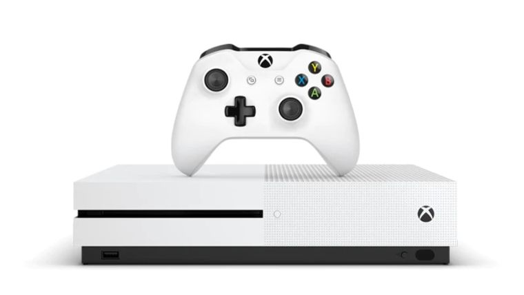 Picture of a Xbox One Game Console