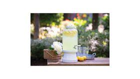 Glass Beverage Dispenser 3 gal image