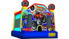 Image of a Racing Fun Bounce