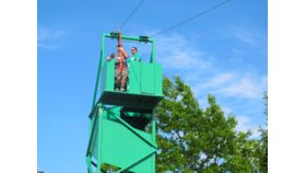 Image of a Zip Line Extreme