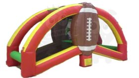 Image of a Football Toss Back to Back