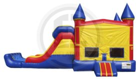 Image of a Bounce and Slide Castle Large