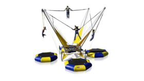 Image of a Bungee Trampolines Euro
