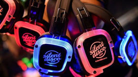 Image of a Silent Disco