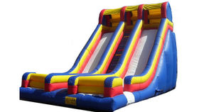 Image of a Giant Slide
