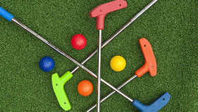 Image of a Mini Golf