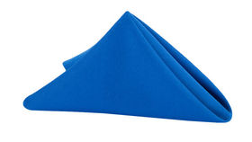 "Image of a 20"" x 20"" Polyester Napkins Royal Blue"