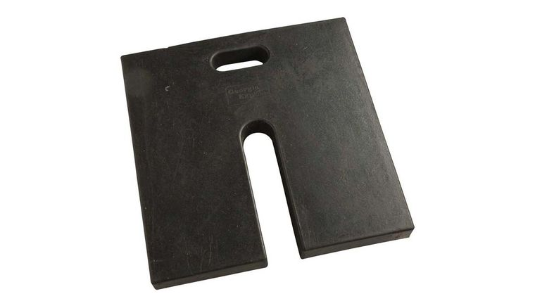 Picture of a Bistro Light Stand 30 lb. Weight