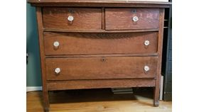 Image of a Dresser No. 1
