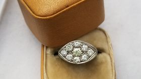 Image of a Antique Ring Box