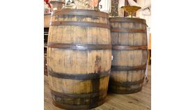 Image of a Whiskey Barrel