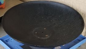 Image of a Cast Iron Fire Pit