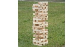 Image of a Giant Jenga