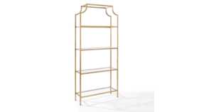 Image of a Gold Etagere