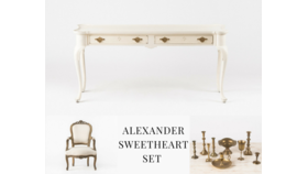 Image of a Alexander Sweetheart Set
