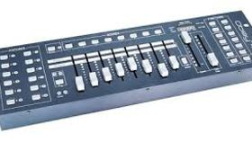 Image of a Chauvet DJ Obey 10 DMX Lighting Controller (LA)