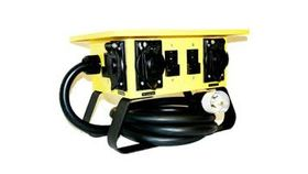 Image of a Power Distribution/Spider Box