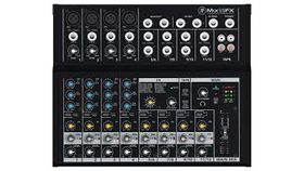 Image of a Mackie Mix12FX 12-channel Compact Mixer (LA1)