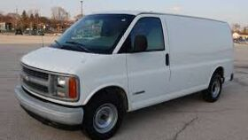 Image of a 99 Chevrolet Production Van