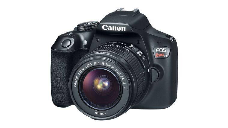 Picture of a Canon EOS Rebel T6 (LA)