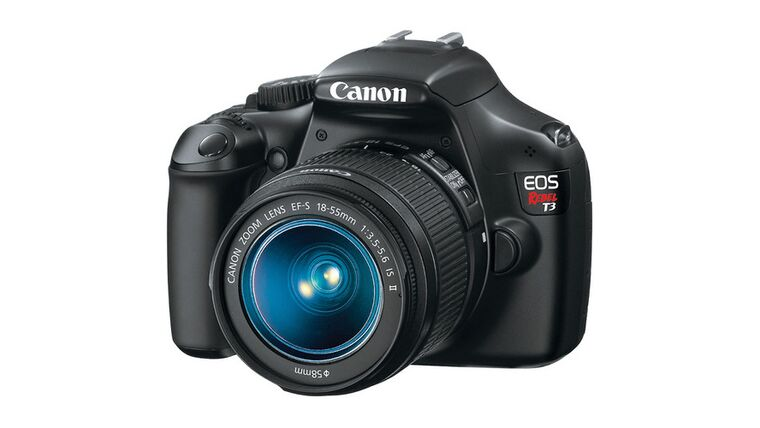 Picture of a Canon EOS Rebel T3 (SD)