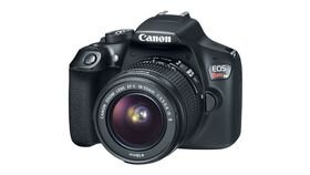 Image of a Canon EOS Rebel T6 (SD)