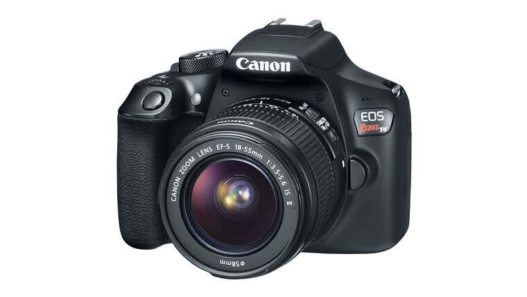 Picture of a Canon EOS Rebel T6 (SD)