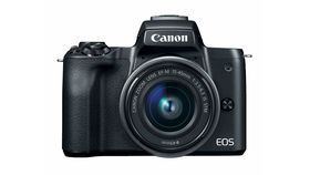 Image of a Canon EOS M50