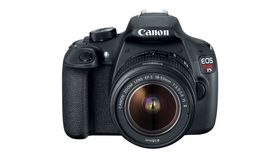 Image of a Canon EOS Rebel T5