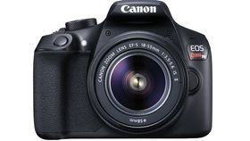 Image of a Canon EOS Rebel T6