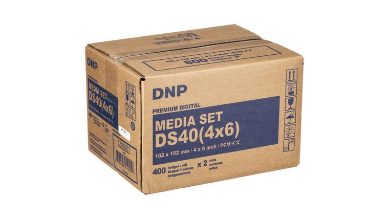 Picture of a DNP DS40 Printer Media (LA)