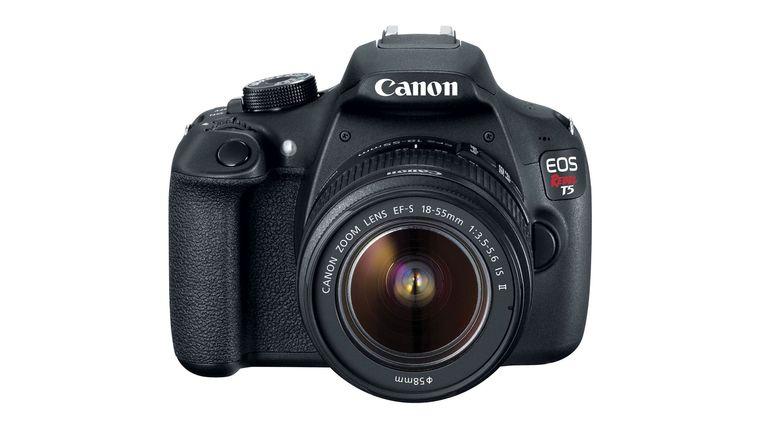 Picture of a Canon EOS Rebel T5 (LA)