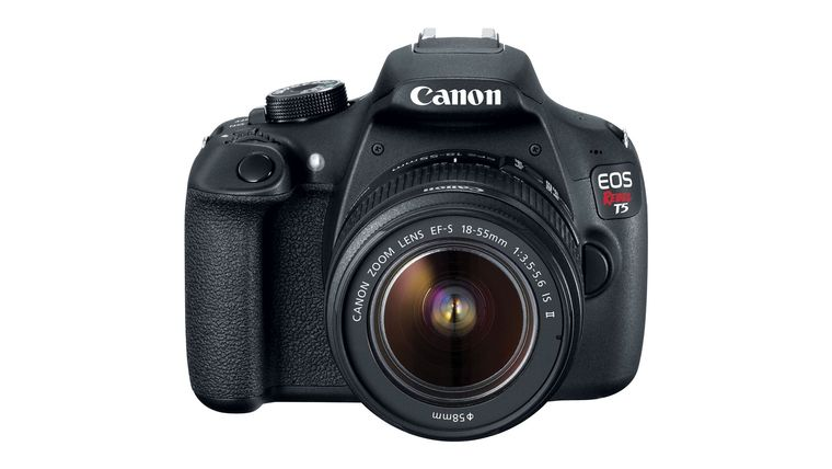 Picture of a Canon EOS Rebel T5 (SD)