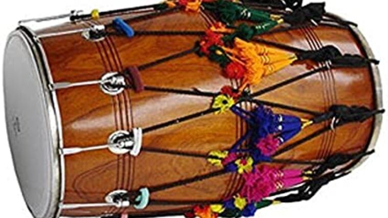 Picture of a LIVE MUSIC - Dhol Player