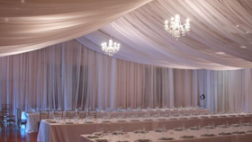 Image of a Ceiling Draping