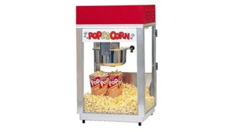 Picture of a 6 oz. Tabletop Popcorn Machine Rental