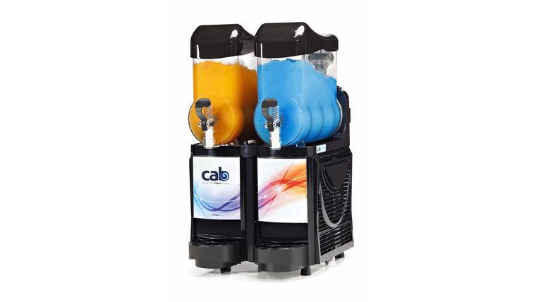 2 Bowl CAB Faby Skyline Frozen Slushie/Margarita/Frozen Drink Machine Kit Rental : goodshuffle.com
