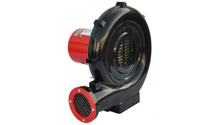 Picture of a 1/4 HP Inflatable Screen Air Blower Rental