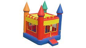 Image of a Castle Jump Rental