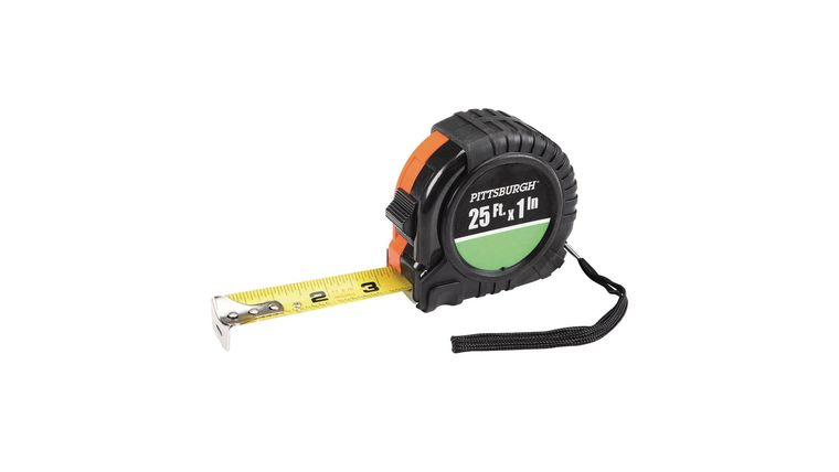 Picture of a 25 Ft. X 1 In. QuikFind Tape Measure With ABS Casing